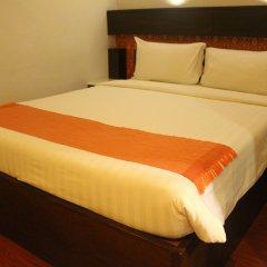 Отель Suvarnabhumi Suite Бангкок комната для гостей