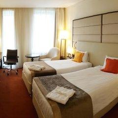Гостиница Crowne Plaza Moscow - Tretyakovskaya 4* Улучшенный номер с 2 отдельными кроватями