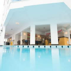 Отель Cleopatra Golden Beach Otel - All Inclusive бассейн фото 3