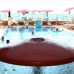 Отель VIVAS Дуррес бассейн