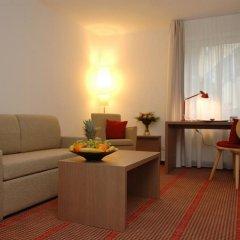 Отель Landhotel Martinshof комната для гостей фото 2
