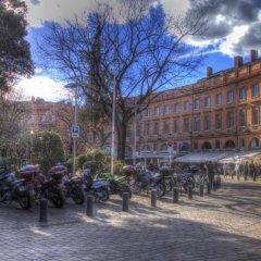 Отель Appartement Wilson Франция, Тулуза - отзывы, цены и фото номеров - забронировать отель Appartement Wilson онлайн фото 12