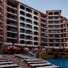 Отель Karolina complex Болгария, Солнечный берег - отзывы, цены и фото номеров - забронировать отель Karolina complex онлайн пляж