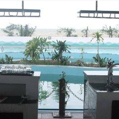Queen Hotel Thanh Hoa пляж