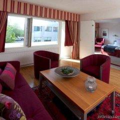 Отель JAEGERSRO Мальме комната для гостей фото 3