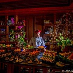 Отель InterContinental Samui Baan Taling Ngam Resort развлечения