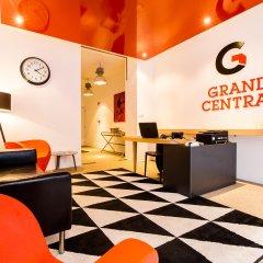 Отель Grand Central Apartments Бельгия, Брюссель - отзывы, цены и фото номеров - забронировать отель Grand Central Apartments онлайн интерьер отеля
