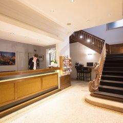 Отель de Flandre Бельгия, Гент - 2 отзыва об отеле, цены и фото номеров - забронировать отель de Flandre онлайн интерьер отеля фото 3