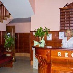Отель Manz I Болгария, Поморие - отзывы, цены и фото номеров - забронировать отель Manz I онлайн интерьер отеля фото 3
