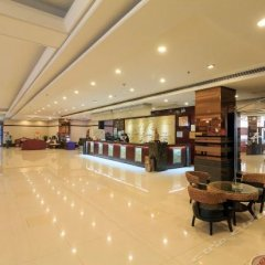 Fulide Hotel Pingyuan Road интерьер отеля фото 2