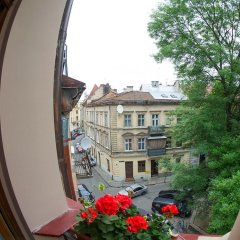 Гостиница Шопен Украина, Львов - отзывы, цены и фото номеров - забронировать гостиницу Шопен онлайн балкон