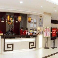 Отель Super 8 Hotel Xian Da Yan Ta Китай, Сиань - отзывы, цены и фото номеров - забронировать отель Super 8 Hotel Xian Da Yan Ta онлайн интерьер отеля