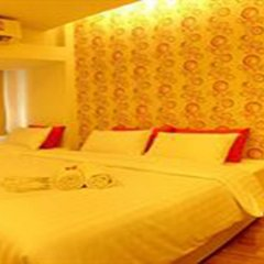Отель Nantra Silom комната для гостей фото 3