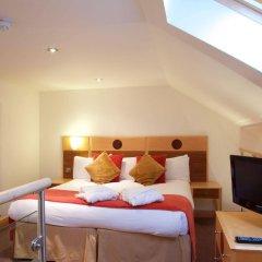 Hallmark Hotel Glasgow комната для гостей фото 3