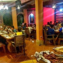 Hotel Camino Maya Ciudad Blanca питание