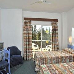 Отель Globales Playa Santa Ponsa Санта-Понса комната для гостей фото 4