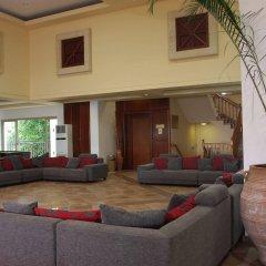 Отель Panthea Holiday Village Water Park Resort интерьер отеля фото 2