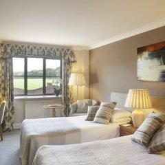 Woodbury Park Hotel комната для гостей фото 4
