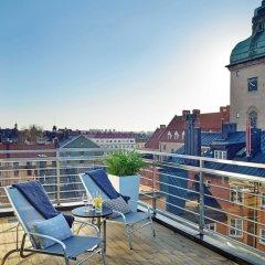 Отель Clarion Hotel Amaranten Швеция, Стокгольм - 2 отзыва об отеле, цены и фото номеров - забронировать отель Clarion Hotel Amaranten онлайн балкон