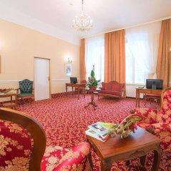 Отель Pawlik Чехия, Франтишкови-Лазне - отзывы, цены и фото номеров - забронировать отель Pawlik онлайн комната для гостей фото 2