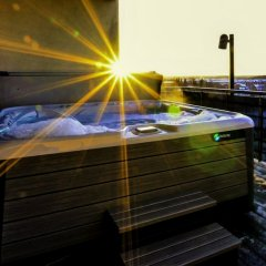 Airport Hotel Bonus Inn балкон