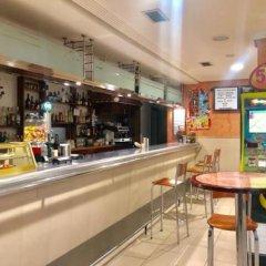 Отель Hostal Sanpatiel гостиничный бар