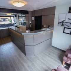 Отель 401 Inn Канада, Бурнаби - отзывы, цены и фото номеров - забронировать отель 401 Inn онлайн интерьер отеля фото 3