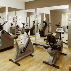 Отель 25 Hours Гамбург фитнесс-зал фото 2