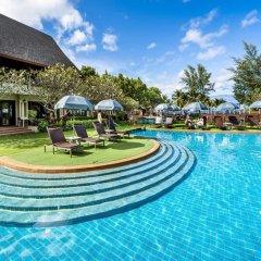 Отель Lanta Cha-Da Beach Resort & Spa Ланта бассейн фото 2