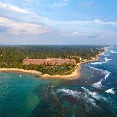 Отель Hikka Tranz by Cinnamon пляж