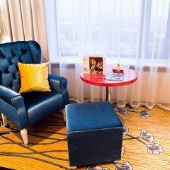 Гостиница Корстон, Москва интерьер отеля фото 6