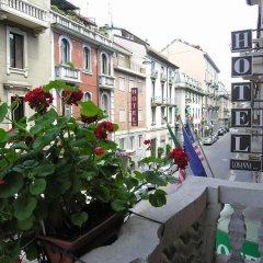 Hotel Losanna балкон