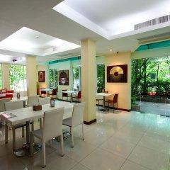 Отель CALYPZO Бангкок питание фото 3