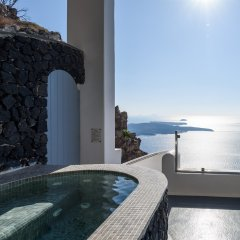 Отель Pegasus Suites & Spa Остров Санторини бассейн фото 3
