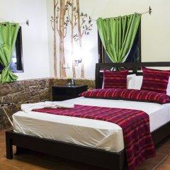 Отель Mayan Hills Resort Гондурас, Копан-Руинас - отзывы, цены и фото номеров - забронировать отель Mayan Hills Resort онлайн комната для гостей фото 2