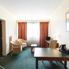 Отель County House Of Brussels Брюссель комната для гостей фото 4