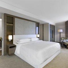 Отель Sheraton Seoul D Cube City Hotel Южная Корея, Сеул - отзывы, цены и фото номеров - забронировать отель Sheraton Seoul D Cube City Hotel онлайн комната для гостей фото 2