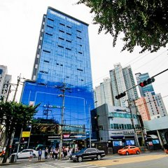 Отель G Stay Residence Сеул