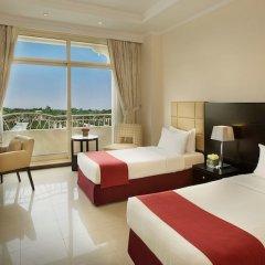 Отель City Seasons Hotel Al Ain ОАЭ, Эль-Айн - отзывы, цены и фото номеров - забронировать отель City Seasons Hotel Al Ain онлайн комната для гостей фото 4