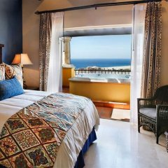 Отель 3-bedroom Ocean View Villa in Cabo San Lucas Педрегал комната для гостей