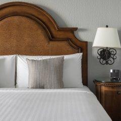 Отель Marriott Cancun Resort сейф в номере