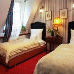 Отель Dwor Giemzow комната для гостей фото 4