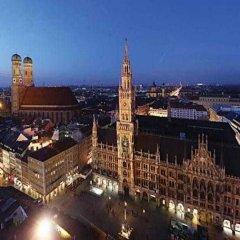 Отель Courtyard by Marriott Munich City East Мюнхен балкон
