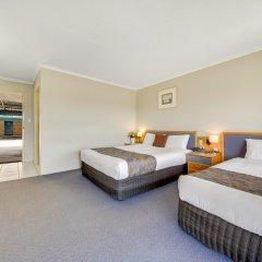 Отель MAS Country Gladstone Palms Motor Inn комната для гостей
