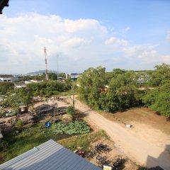 Отель B&B House & Hostel Таиланд, Краби - отзывы, цены и фото номеров - забронировать отель B&B House & Hostel онлайн балкон