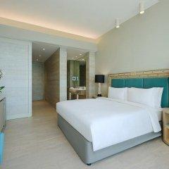 Отель Hilton Dead Sea Resort & Spa Иордания, Сваймех - 1 отзыв об отеле, цены и фото номеров - забронировать отель Hilton Dead Sea Resort & Spa онлайн комната для гостей фото 2