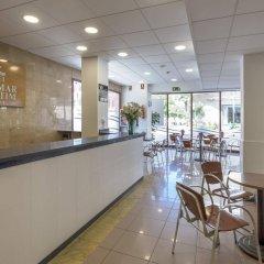 Отель Rosamar Maritim Испания, Льорет-де-Мар - 1 отзыв об отеле, цены и фото номеров - забронировать отель Rosamar Maritim онлайн интерьер отеля
