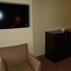 Отель La Quinta Inn & Suites Columbus West - Hilliard США, Колумбус - 1 отзыв об отеле, цены и фото номеров - забронировать отель La Quinta Inn & Suites Columbus West - Hilliard онлайн удобства в номере фото 2