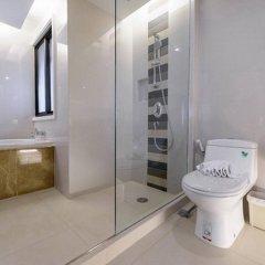 Отель Bliston Suwan Park View Таиланд, Бангкок - отзывы, цены и фото номеров - забронировать отель Bliston Suwan Park View онлайн ванная фото 2