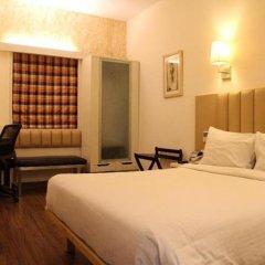 Отель Tulip Inn West Delhi комната для гостей фото 2